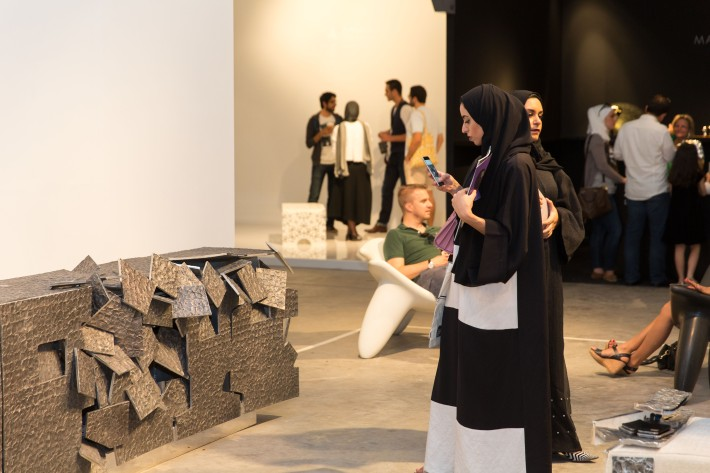 01_Design Days Dubai 2015_Carpenters Workshop Gallery