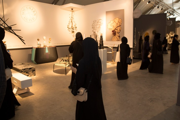 02_Design Days Dubai 2015_Southern Guild
